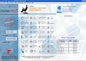 Pharma Track Desktop