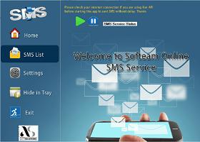 Softeam Auto SMS Service