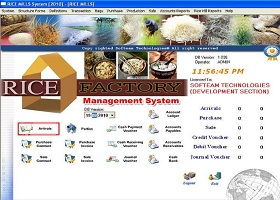 Rice Mills System